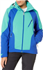 Spyder Women's Amp Jacket-Baltic/Blue My Mind