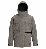 Burton Men's Covert Jacket - BOG HEATHER