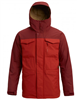 Burton Men's Covert Jacket - Sparrow/Bitter