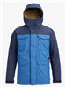 Burton Men's Covert Jacket - Vallarta Blue/ Mood Indigio