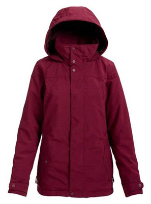 Burton Women's Jet Set Jacket - Port Royal Heather