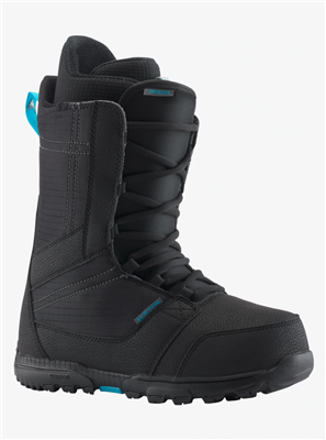 Burton Invader Black Men's Snowboard Boot