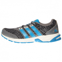 Adidas Madison Mr M: Grey Silver/Metallic Solar Blue