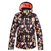 Torah Bright Roxy Jetty Jacket - True Black Magnolia