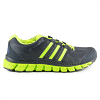 Adidas Liquid Ride M: Gray/ Lime Green
