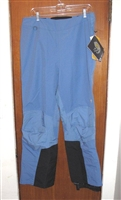 Mountain Hardwear Illusion Womens Pants Waterproof Conduit - Blue