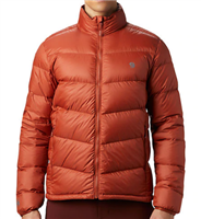 Mountain Hardwear Men's Eyak Down Jacket - Rusted