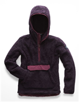 The North Face Women's Campshire Pullover Hoody - Galaxy Purple