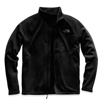 The North Face Men's Tenacious 1/4 Zip Jacket TNFBLACK