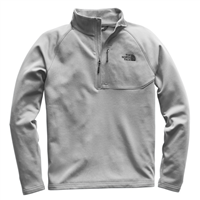 The North Face Men's Tenacious 1/4 Zip Jacket MIDGREY