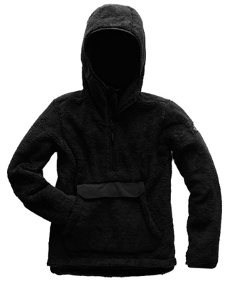 The North Face Women's Campshire Pullover Hoody - TNF Black