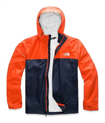 The North Face Men's Venture 2 URBNNVY/ZIONORNG