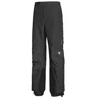 Mountain Hardwear Women's Confluence Pant- Black