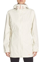 Mountain Hardwear Women's Finder Parka - Natural White / Coral