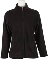 Women's Andes Fleece Jacket - Black