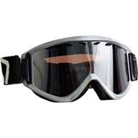 Scott Nomad Ski Snowboard Goggle Chrome Amplifier