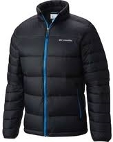 Columbia Men's Frost Fighter - Black/Blue