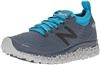 New Balance Women's HIERROV3 - Thunder / Maldives Blue