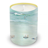 15 oz candle that smells like coconut, citrus, sandalwood & amber