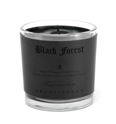 Black Forest 4 inch Soy Candle