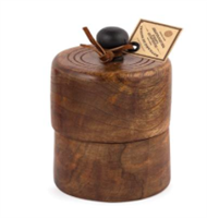 Medium Humidor Candle from Archipelago