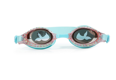 Toddler Turquoise blue Mermaid Swim Goggles