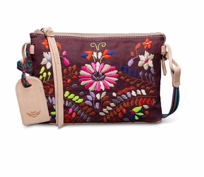 Consuela Bags crossbody with embroidery