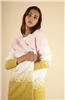 FRNCH Lincey Cardigan Sweater Light Pink