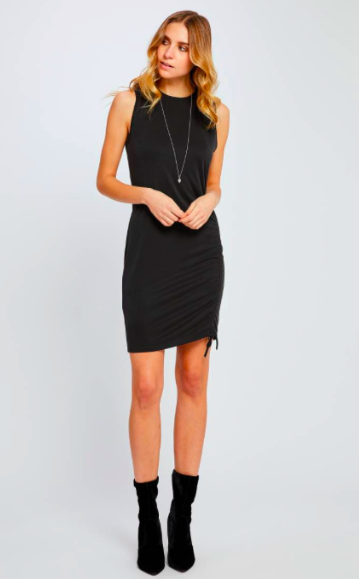 Gentle Fawn Black Karen Dress Fall Clothing Fall Dresses