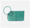 Hobo Bag Sable Wristlet in Seafoam Green