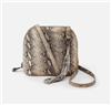Hobo Nash Crossbody Bag in Glam Snake Print