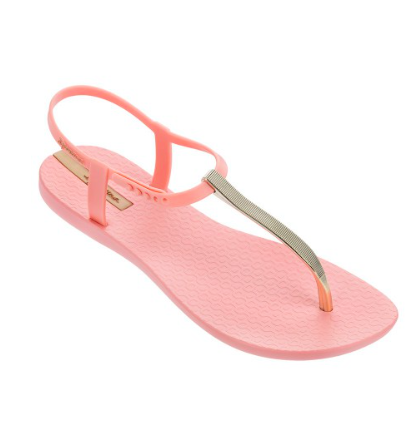 And Sandal And Pink Pink Bandeau Gold Sandal Gold Bandeau roBdCQxWe