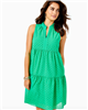 Ladies Lilly Pulitzer Novella Sleeveless Dress in Agave Green