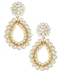Lisi Lerch Margo Earrings Pearl