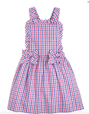 gingham dress for toddler