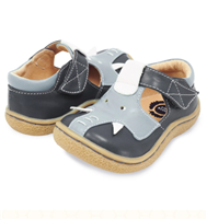 Elephant Slip on shoe from Livie and Luca