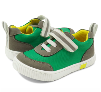 toddler green sneakers