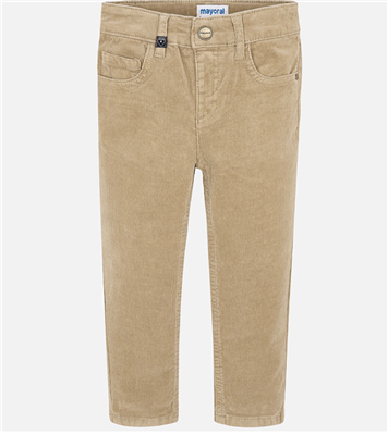 camel toddler corduroy pants