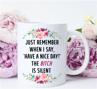 "white ceramic mug that reads ""There Their They're, get it right or we can't be friends"""