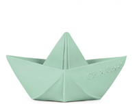 Origami Boat bath toy from Oli & Carol