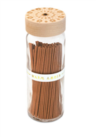 Warm Amber Incense from Skeem Design