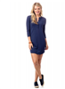 Navy Around Town Dress from Southern Tide