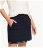 Ladies Navy Cotton Skort from Spartina 449