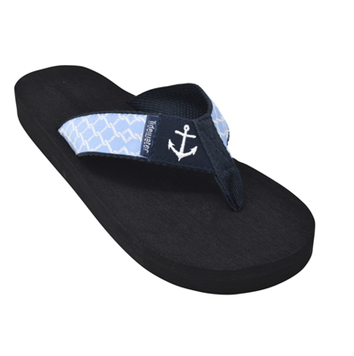 Tidewater Boardwalk Anchored Flip Flop
