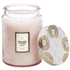 Voluspa 18 oz glass jar candle Panjore Lychee