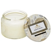 Voluspa 3.2 oz glass jar candle Nissho-Soleil