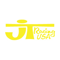 JT Racing Die Cut - Yellow