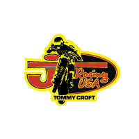 JT Racing Tommy Croft Decal