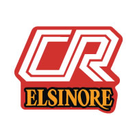 1981 Honda CR80 Elsinore side panel decal set