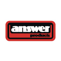 Answer Products Large Decal